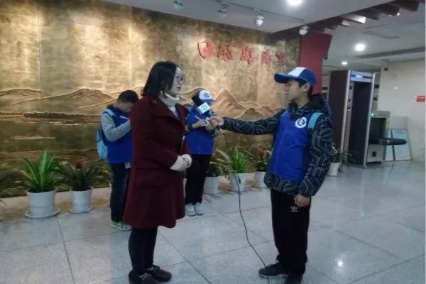 新华小记者走进襄阳博物馆