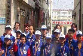 新华小记者走进邓州市妇幼保健院