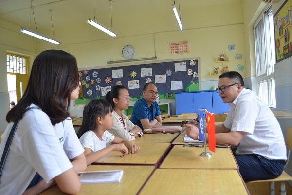 郑州市二七区建新街小学开展新华小记者第一堂课