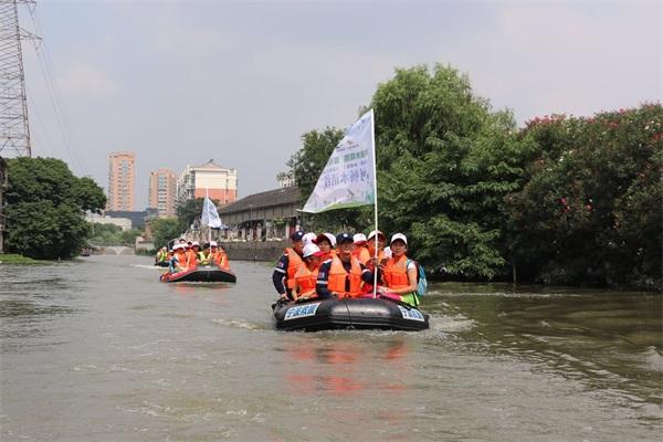 宁波新华小记者参与治水观察,探寻内河之美
