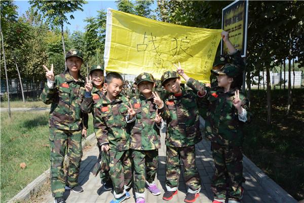 """我是一名""""小战士""""——洛阳新华小记者国庆主题活动"""